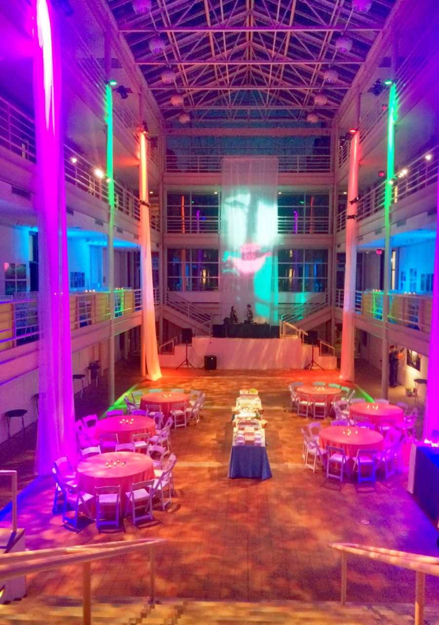 University Of The Arts Partyspace