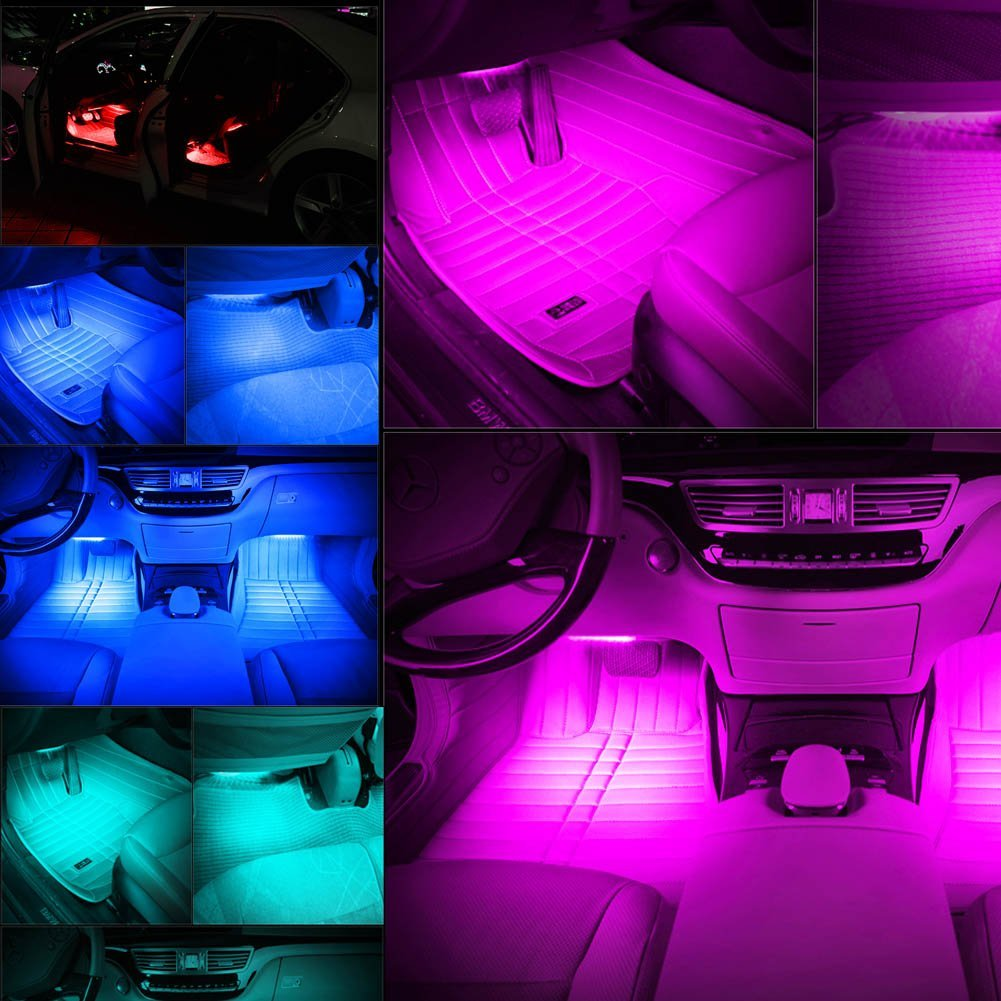 Color Changing Led Fish Tank Lights