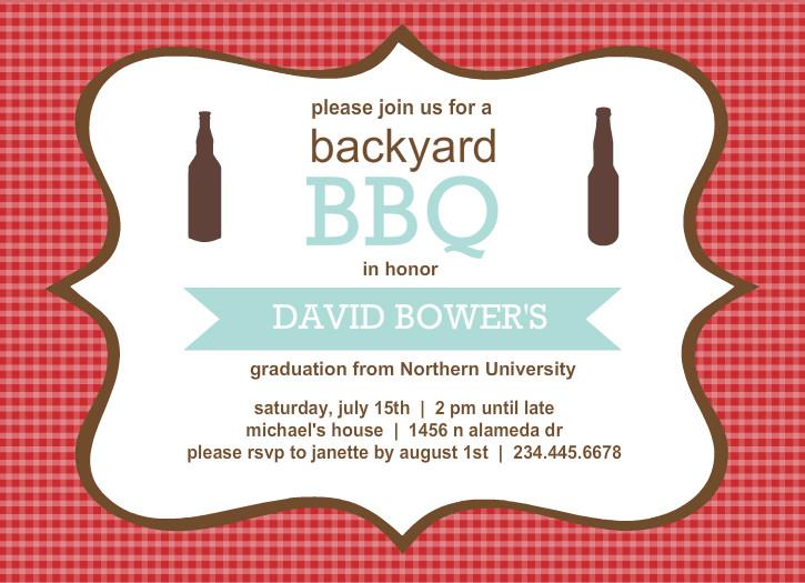 Unique Grad Invites