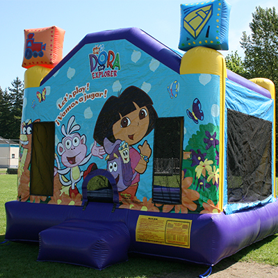 Inflatable Interactive Games  Bouncy Castles  Combos  Slides     Inflatable Bouncy Castle Rentals