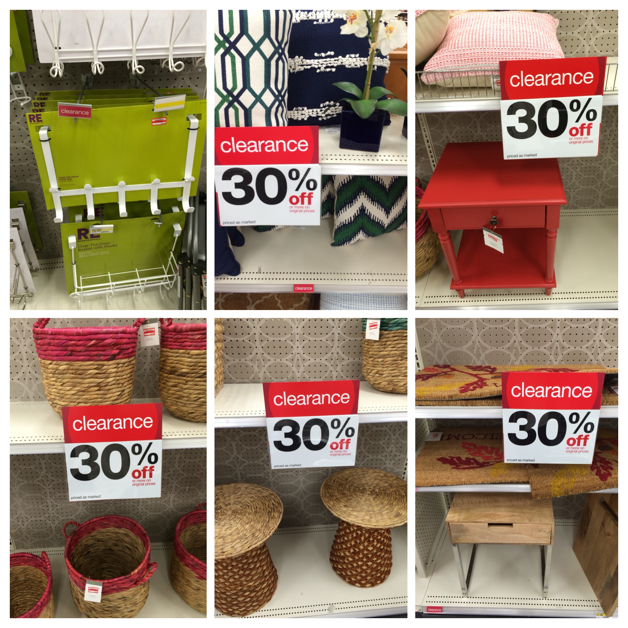 Target Clearance  Home Decor  Baskets  Pillows   More   Passionate     Target Clearance  Home Decor  Baskets  Pillows   More