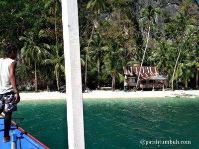 Island Hopping B, El Nido, Filipina | Patah Tumbuh