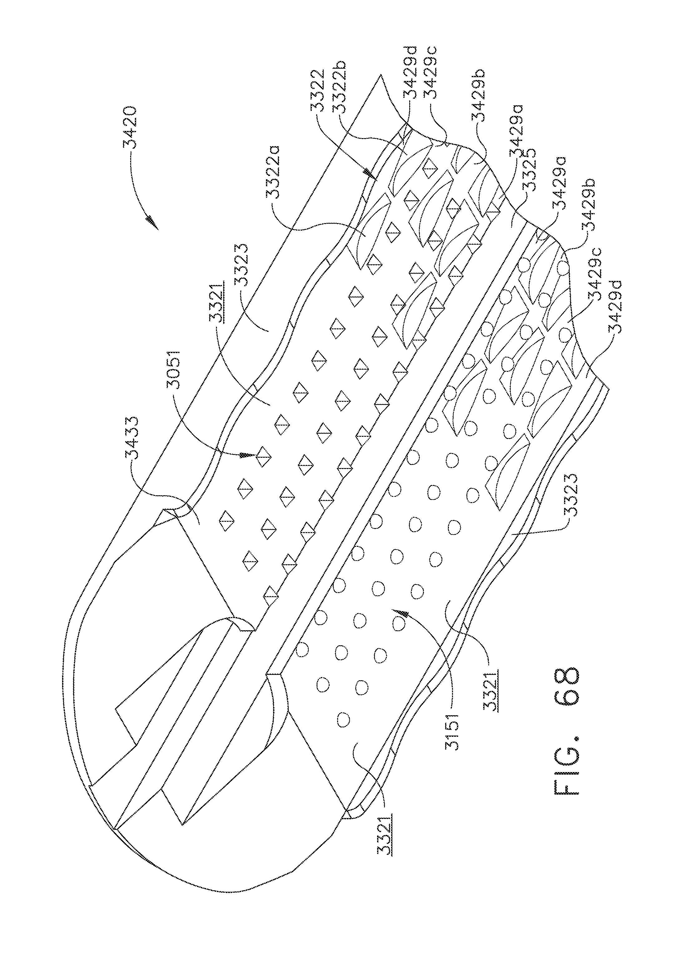 Us20150297234a1 end effector prising an anvil including projections extending therefrom patents