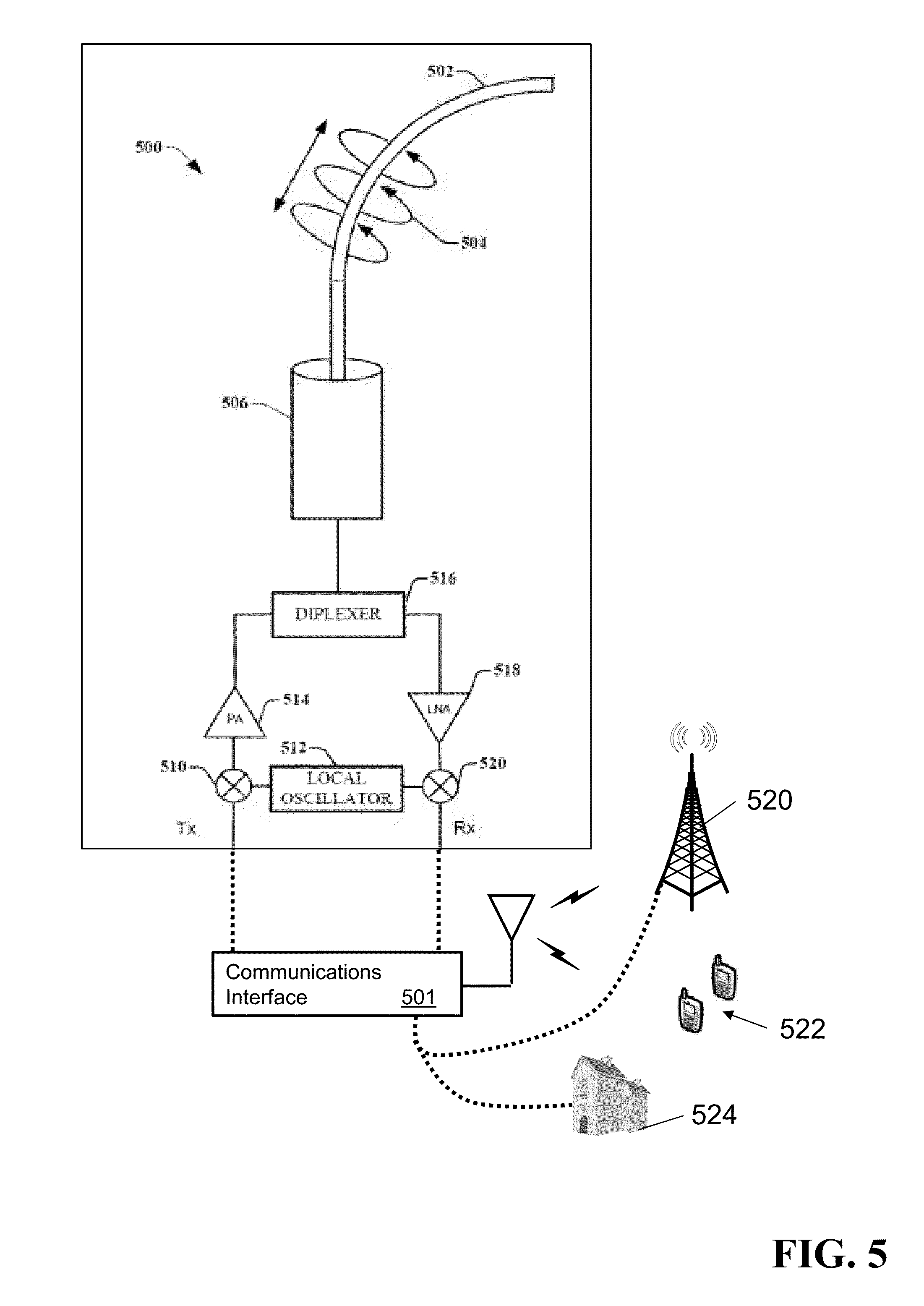 Us9312919b1 transmission device with impairment pensation and methods for use therewith patents
