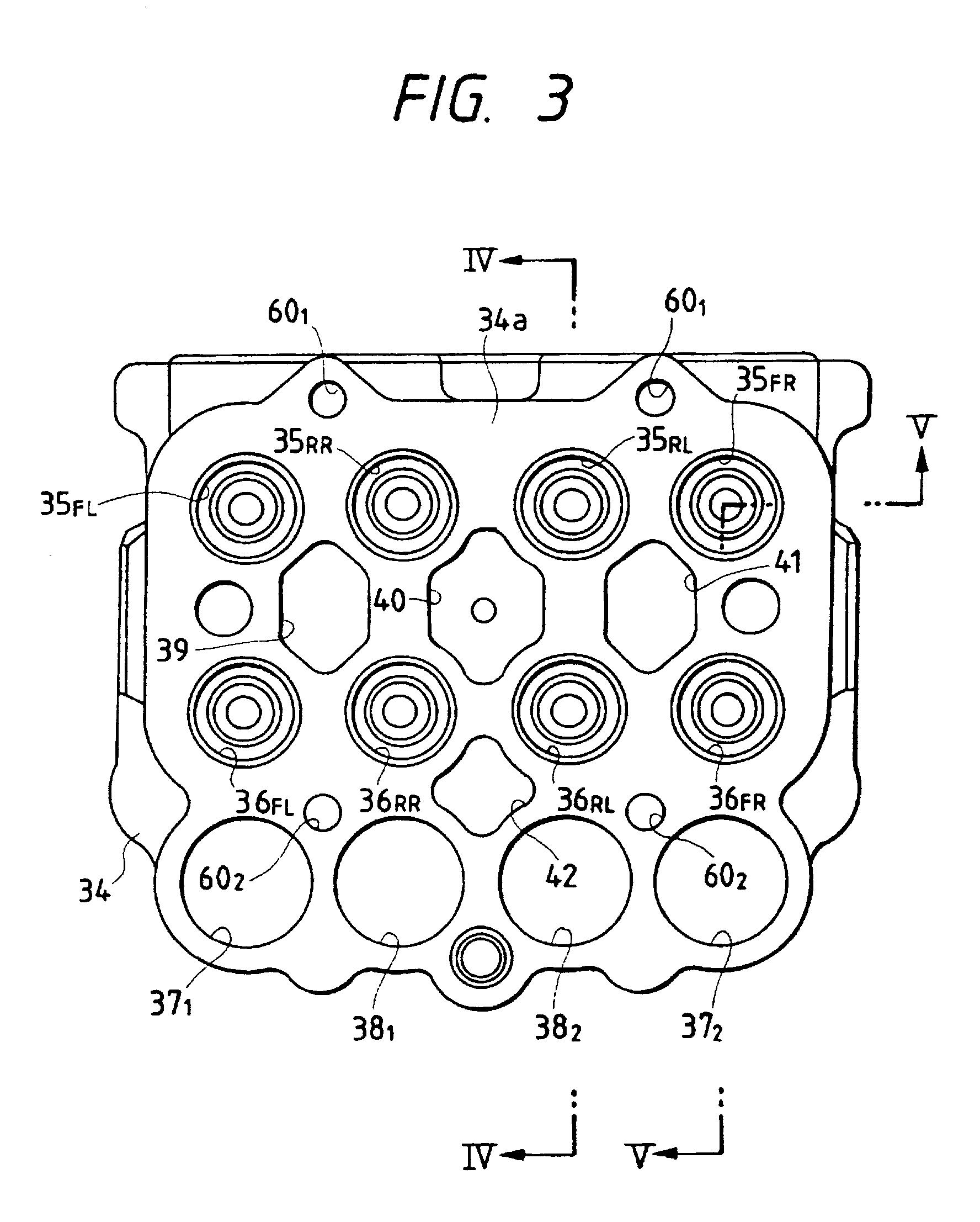 Patent ep0770530b1 hydraulic pressure controller patents 00320001 ep0770530b1 cl ja wiring diagram 1996 2000 35rl wiring diagram 1996 2000 35rl
