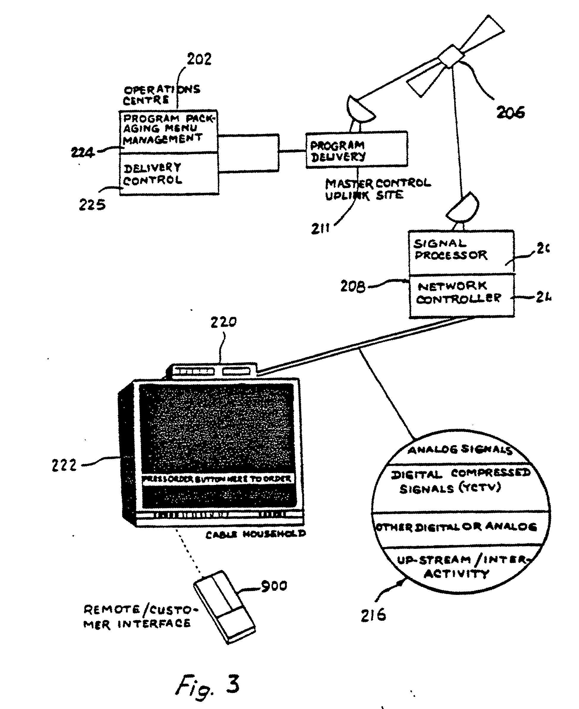 Ep0946060b1 menu driven television program access system and method patents