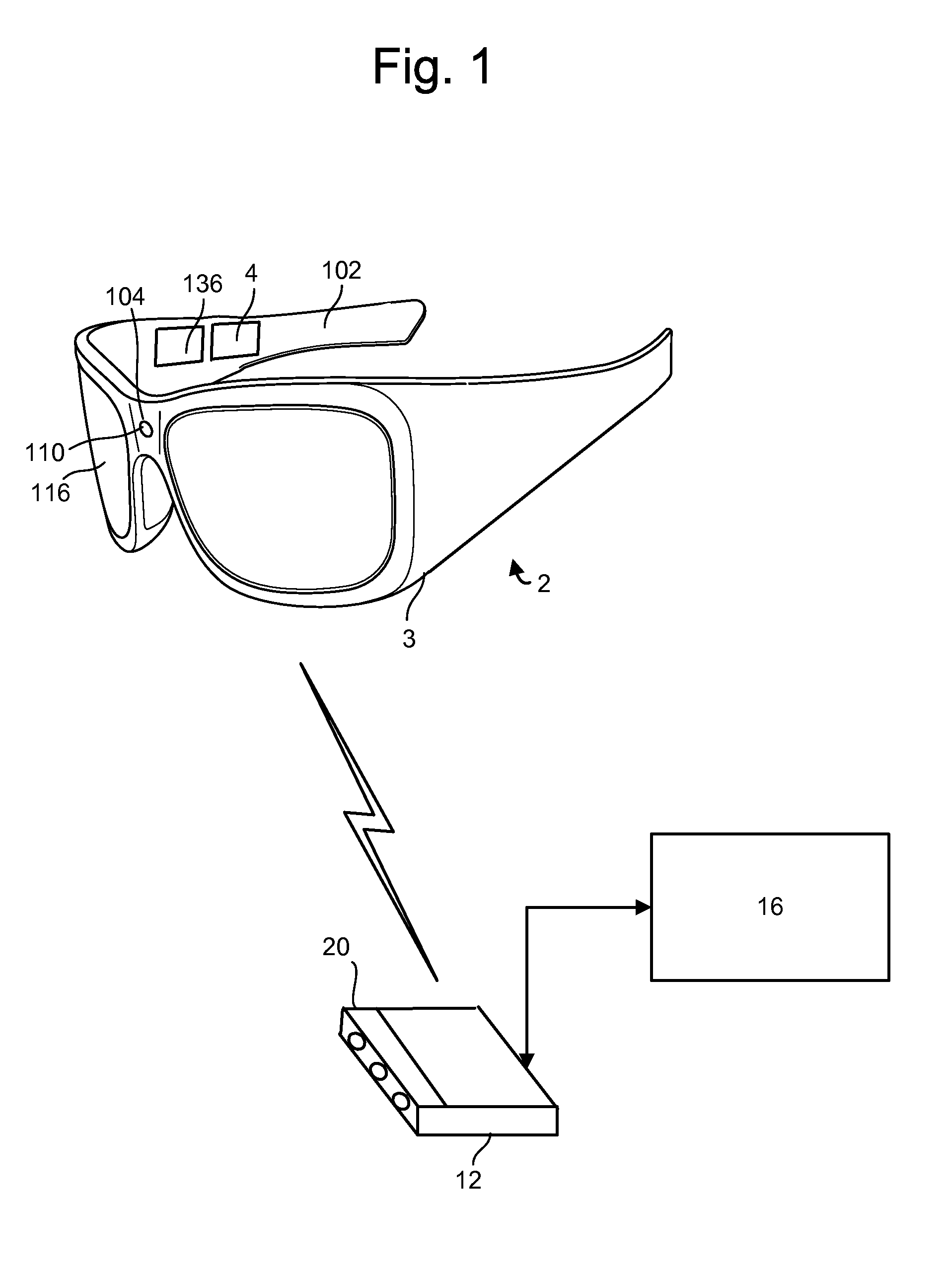 Patent us20130147686 connecting head mounted displays to box wiring diagram peltor headset repair