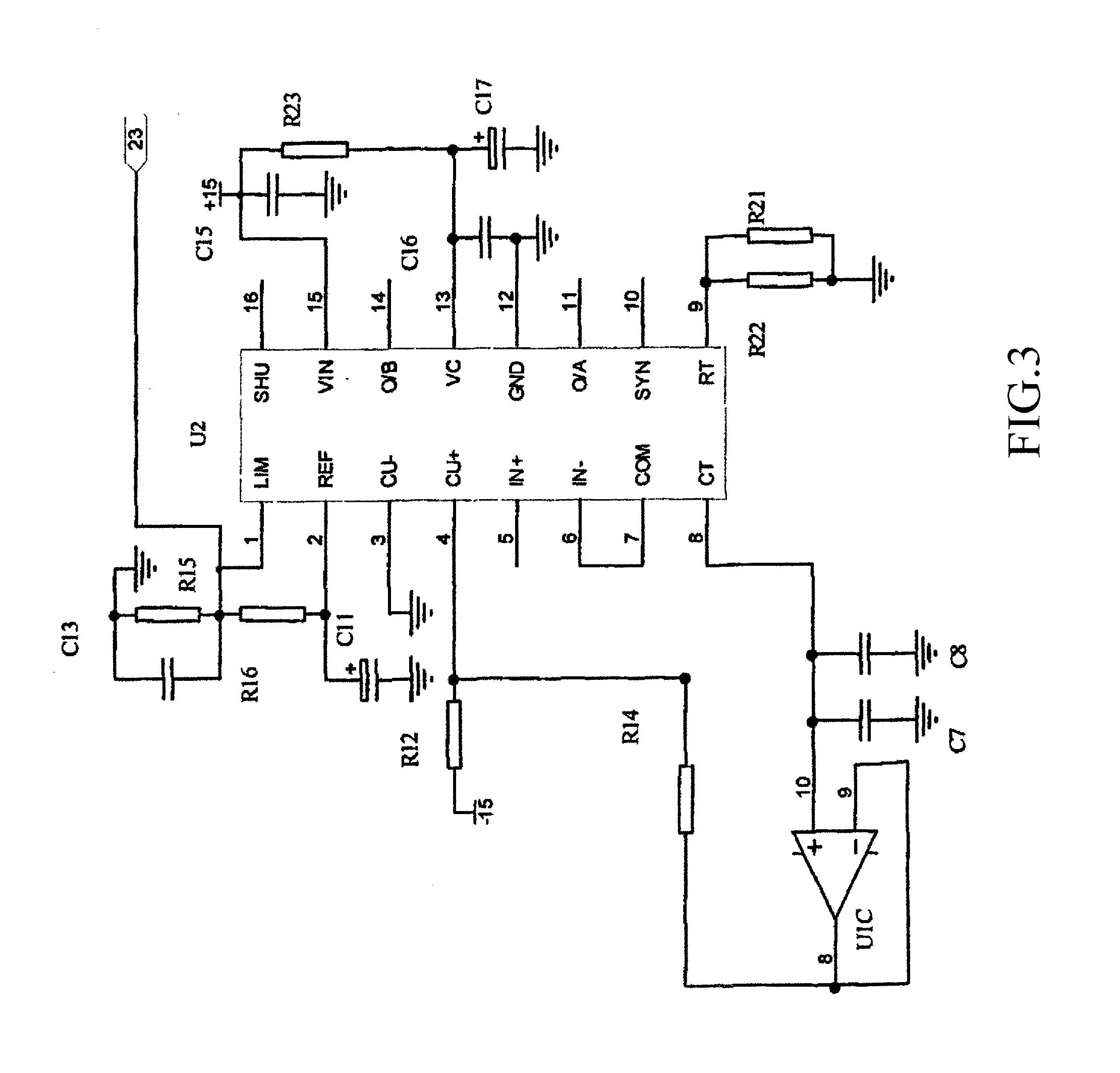 Welder Inverter Circuit Diagram
