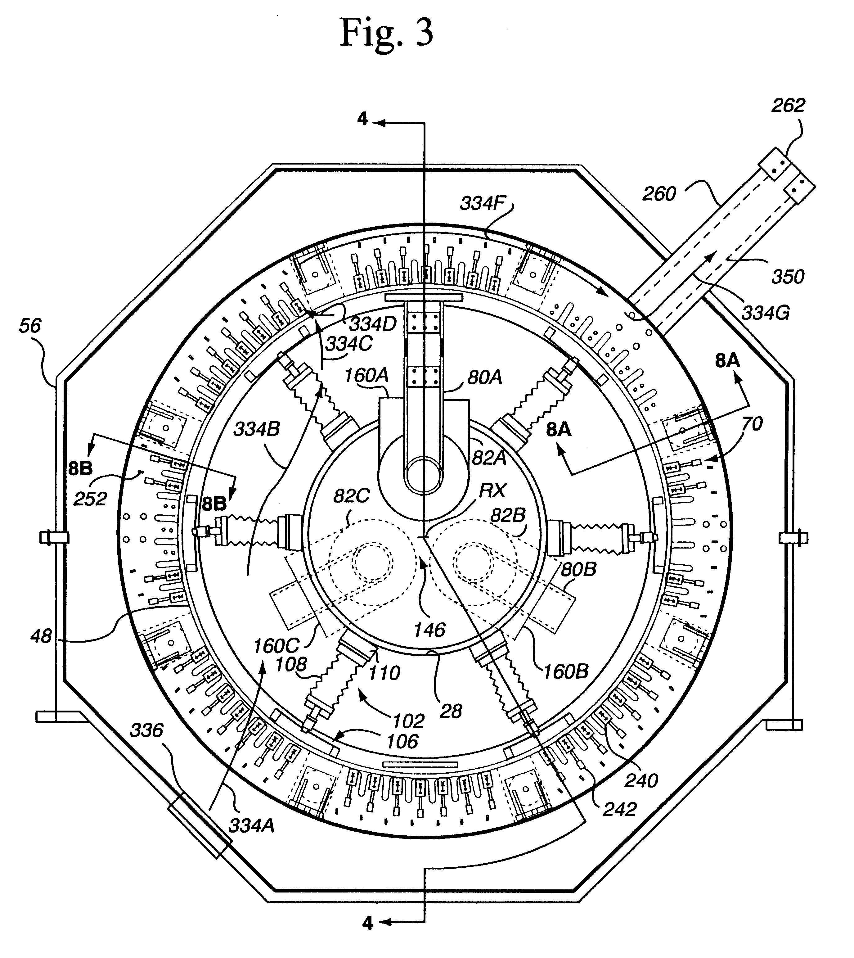 Patent us6469414 slip ring mounting assembly for high power