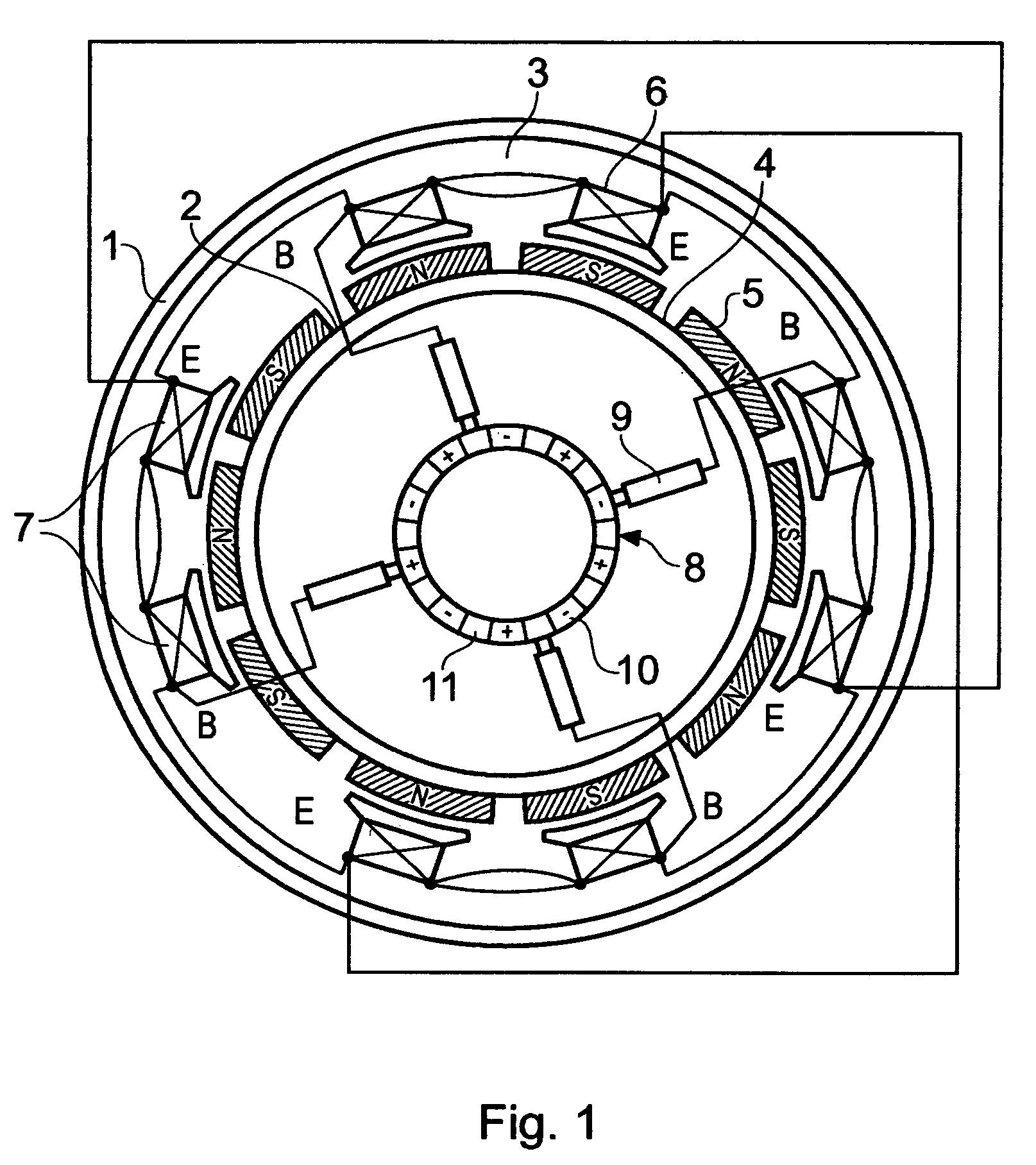Patent us7285889 pulsed inertial electric motor patents wiring loom