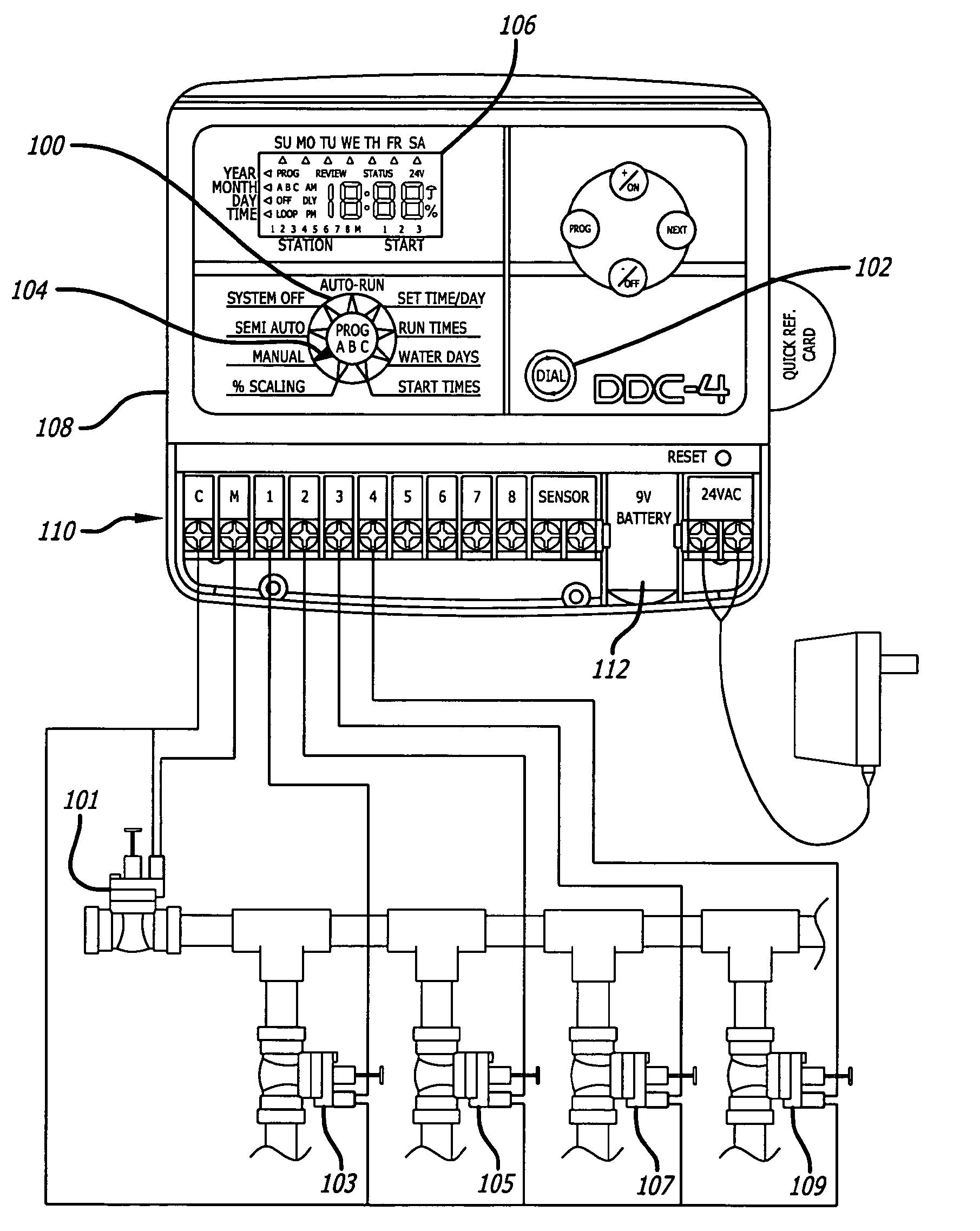 Rainbird controller wiring diagram free download wiring diagrams sears wiring diagrams