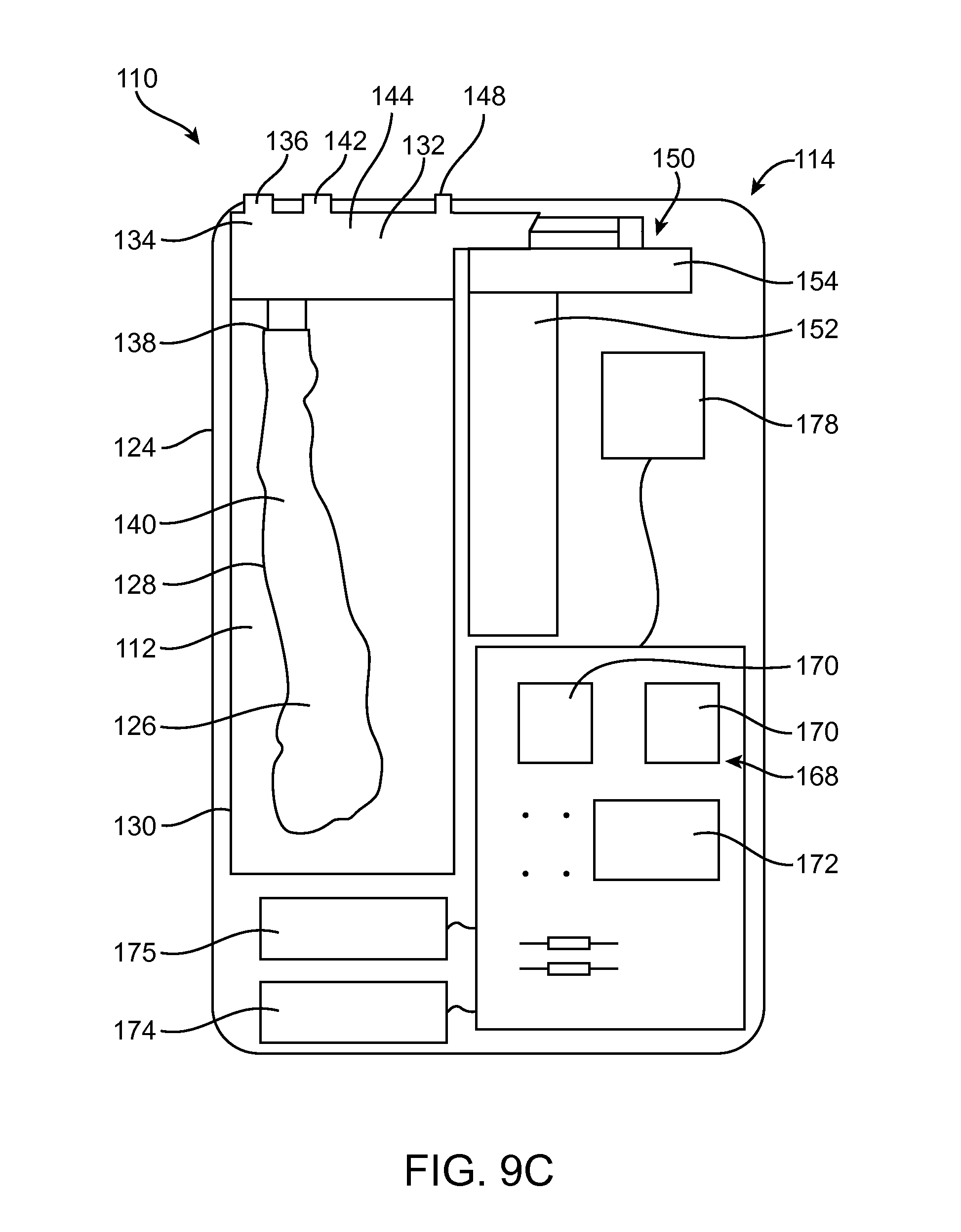Us9211377b2 infusion pump system with disposable cartridge having pressure venting and pressure feedback patents