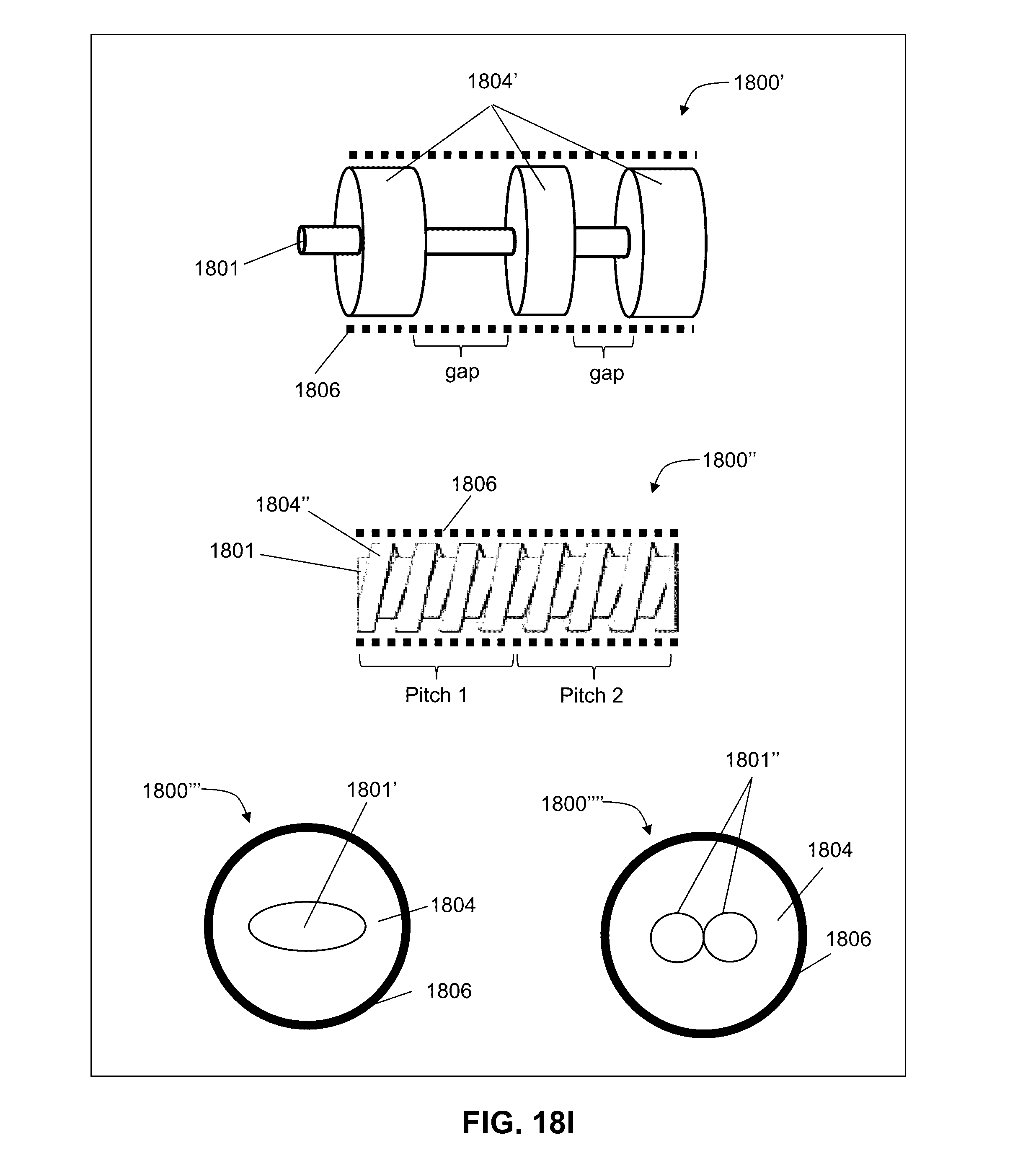 Us9490869b1 transmission medium having multiple cores and methods for use therewith patents