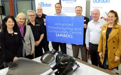 The Gordon Launches Advanced Composites Training Centre