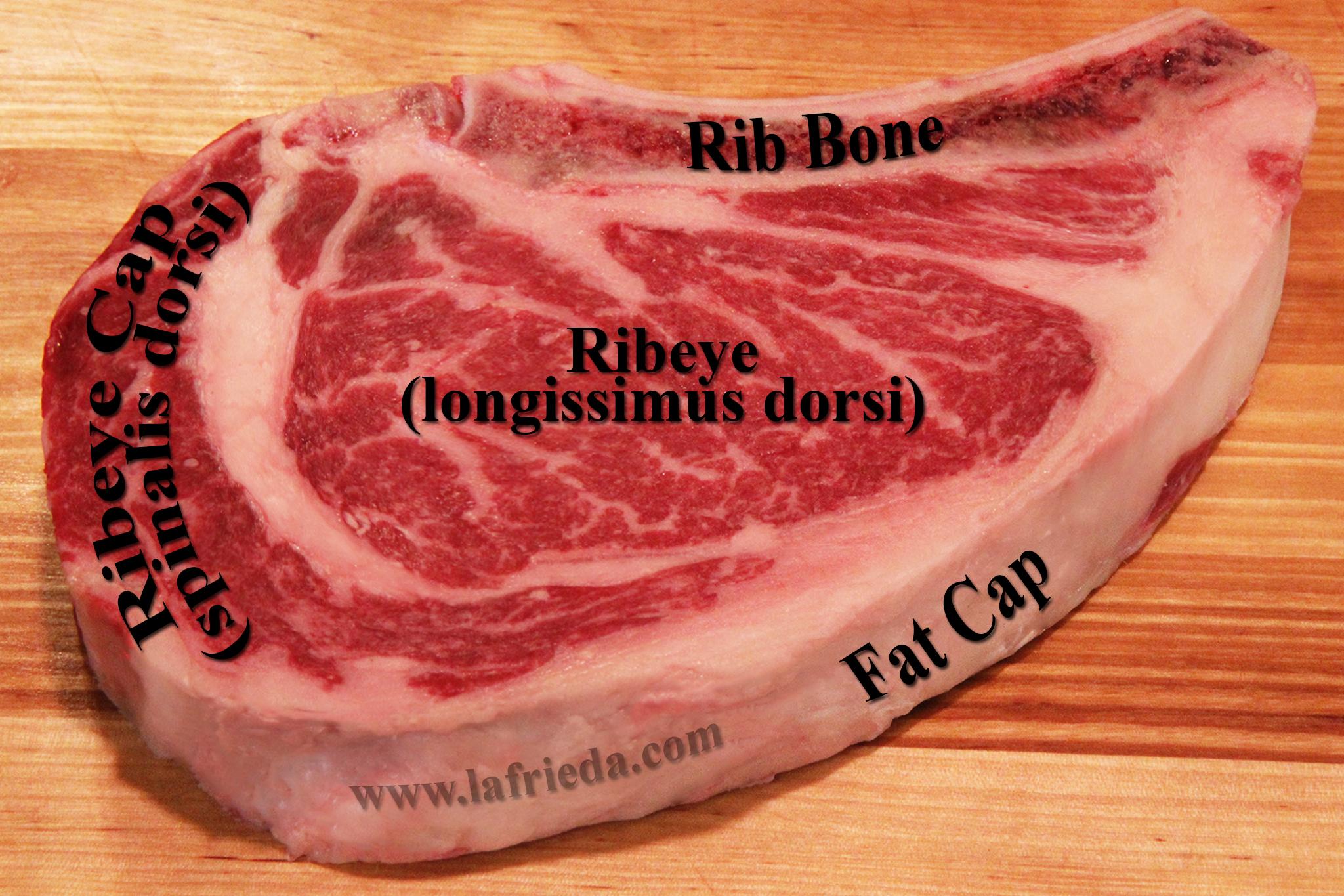 Rib Eye Steak Pat Lafrieda Meat Purveyors