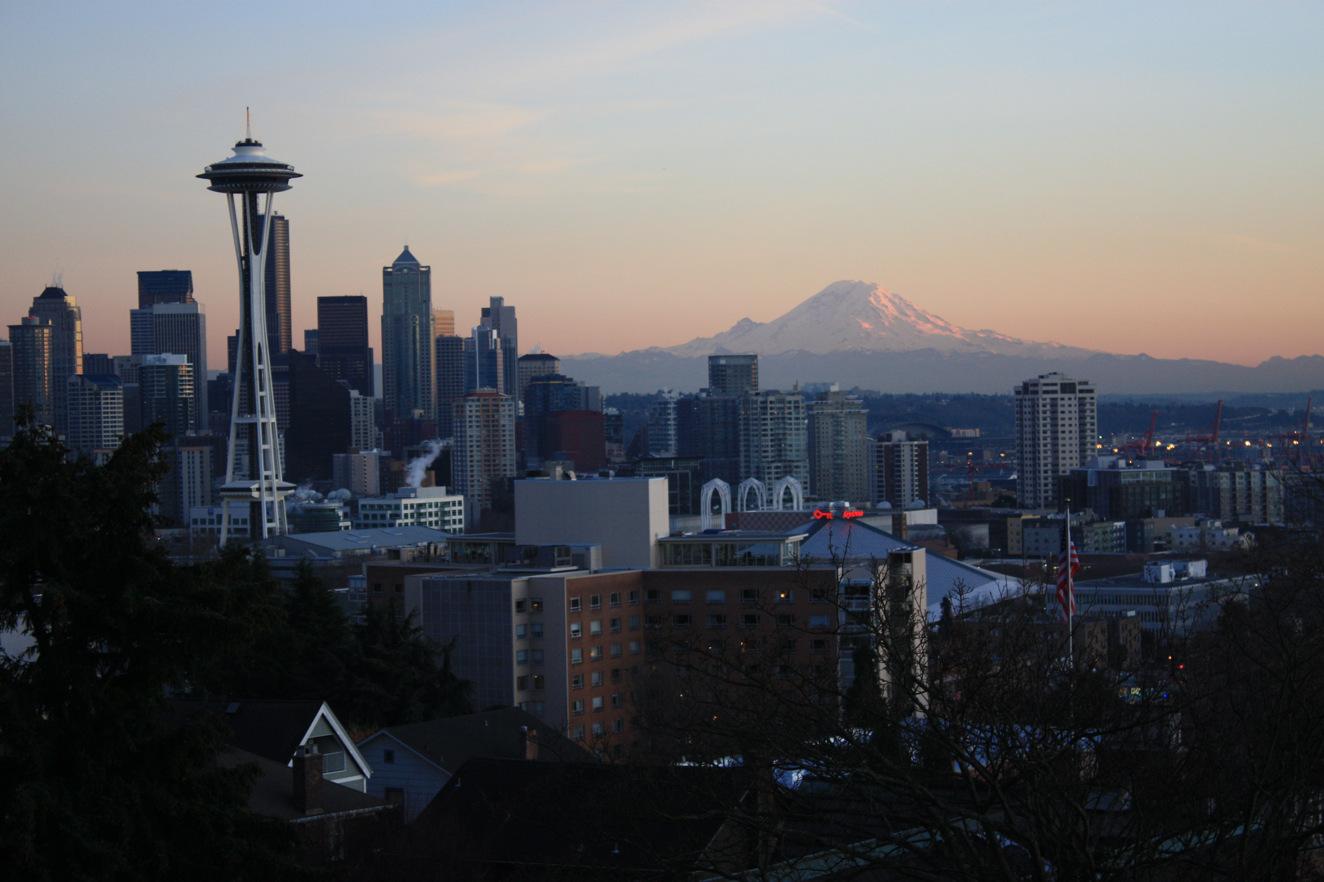 visits seattle's - HD 4272×2848