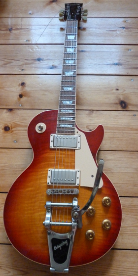 Les Electric Standard Gibson 1962 Guitar Paul