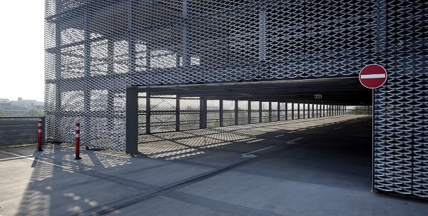 Rwth Zentralparkhaus Fischerarchitekten