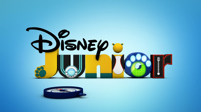Disney Channel Tv Junior