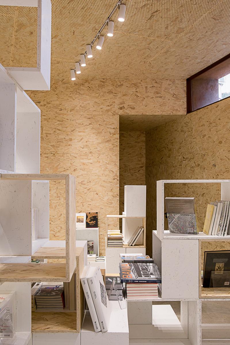 半层快闪书店 趣城设计工作室 张超建筑摄影工作室 Zc Architectural Photography