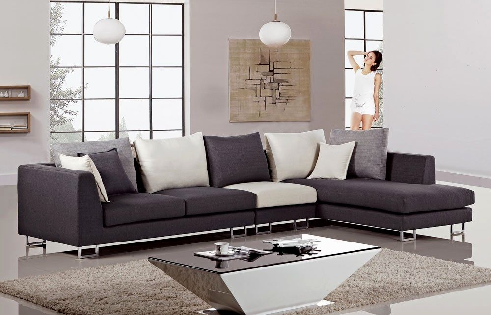 Wonderful Three Piece Sectional Sofa Photograph Modern