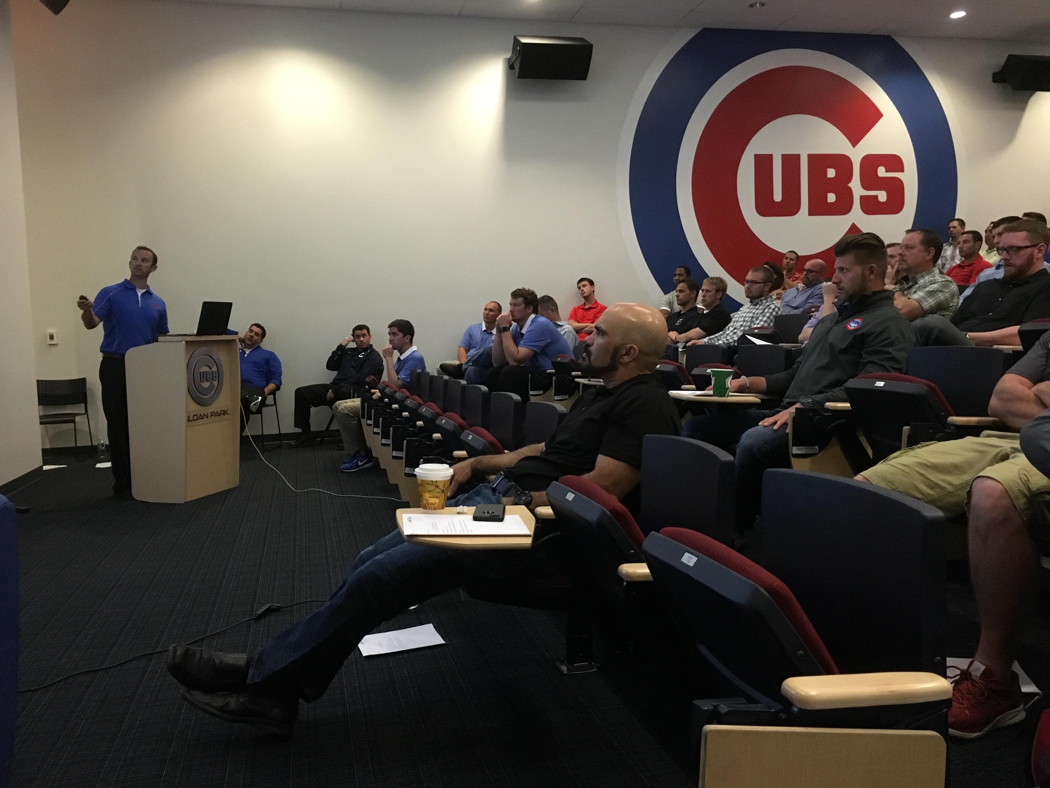 Cubs Host Spring Training Seminar - PBATS.com