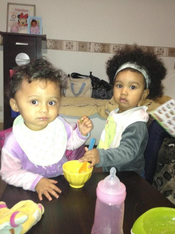 Lylah Girlfriend Larry Les Twins