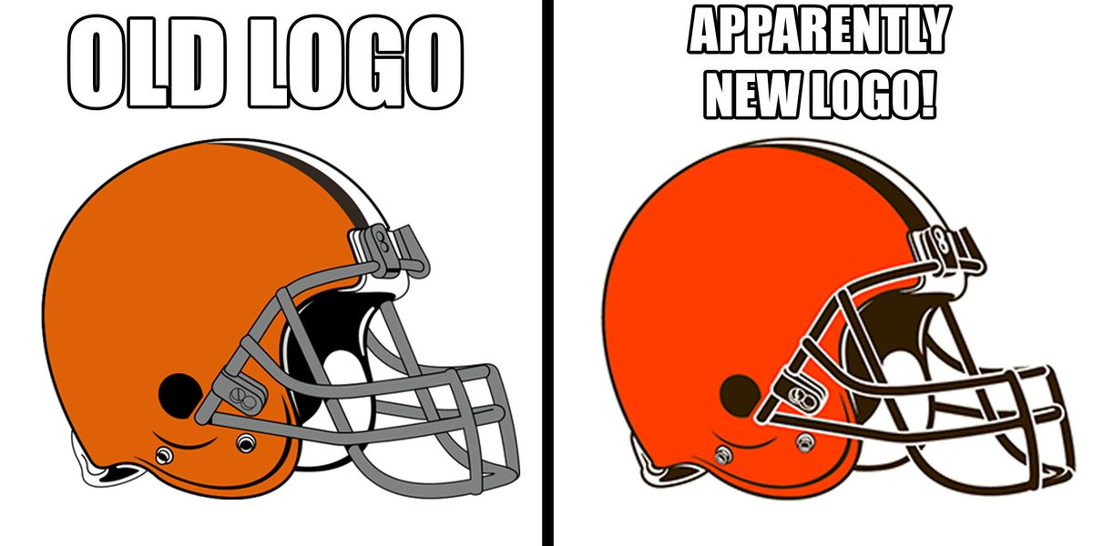 All The Hype Over The New Browns Logo And All They Did Was ...