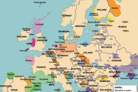 ethnic groups map europe » Path Decorations Pictures | Full Path ...