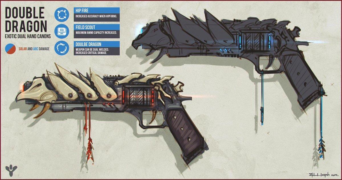 Destiny Siva Weapons
