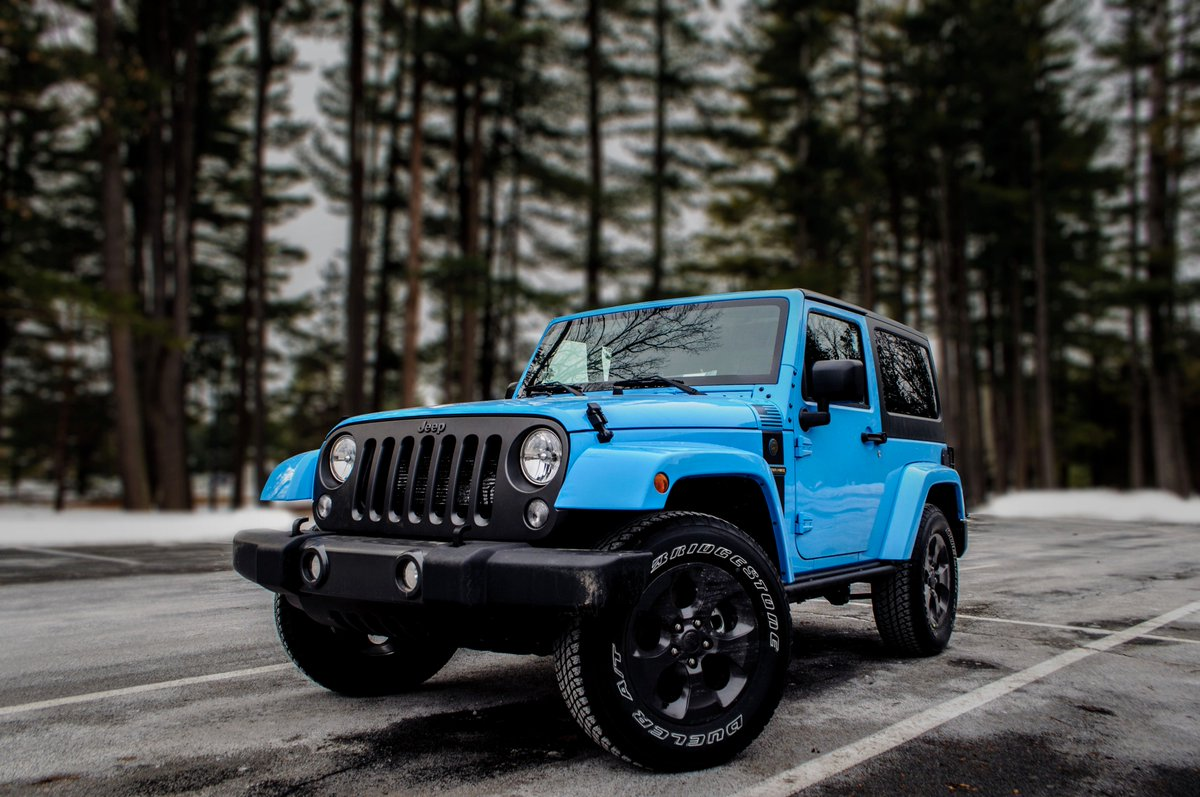 2017 They Jeep How Wrangler Did Chief Many Make