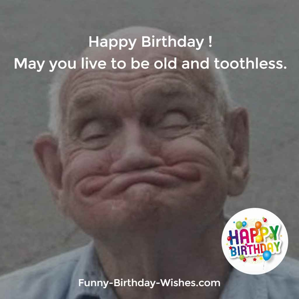 Thanks Birthday Wishes Meme