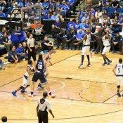 Thunder Pre Game At Bok Center (3)