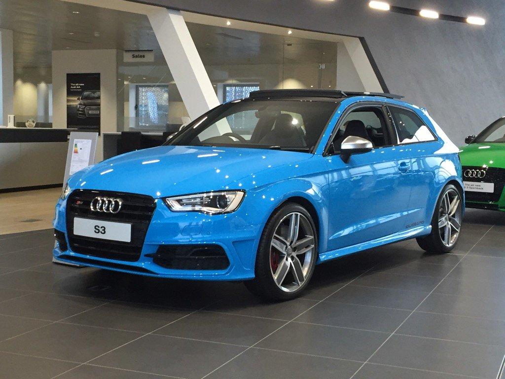 Audi Interior Rs3