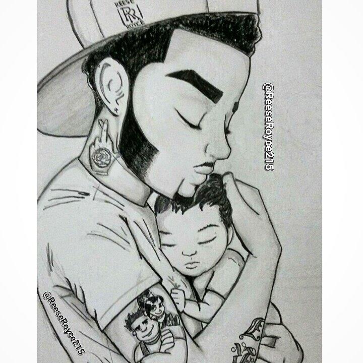 Instagram Reese Royce 215 Drawings