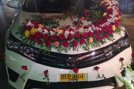 Wedding car decoration package home decor ideas home decor ideas wedding car decoration from the best shopping agent yoycart com chuang hang new wedding car decoration supplies vice wedding car yarn ball decoration flower junglespirit Gallery