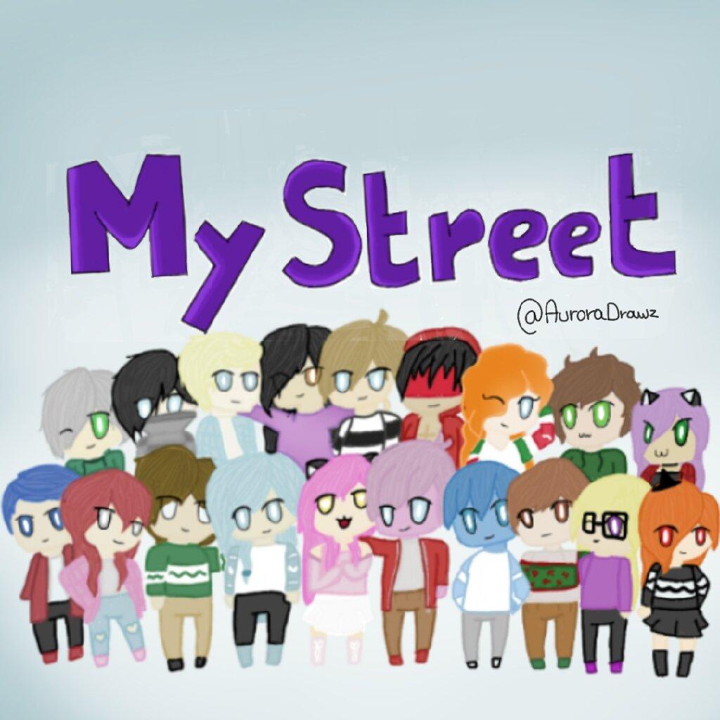 Characters My Girls Street Aphmau