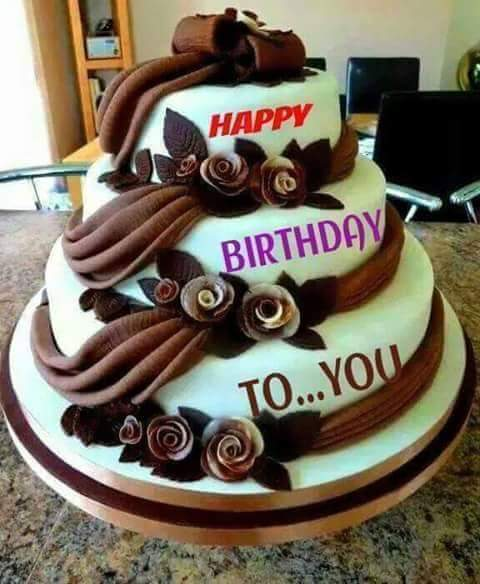 Happy Birthday Cake Yasir