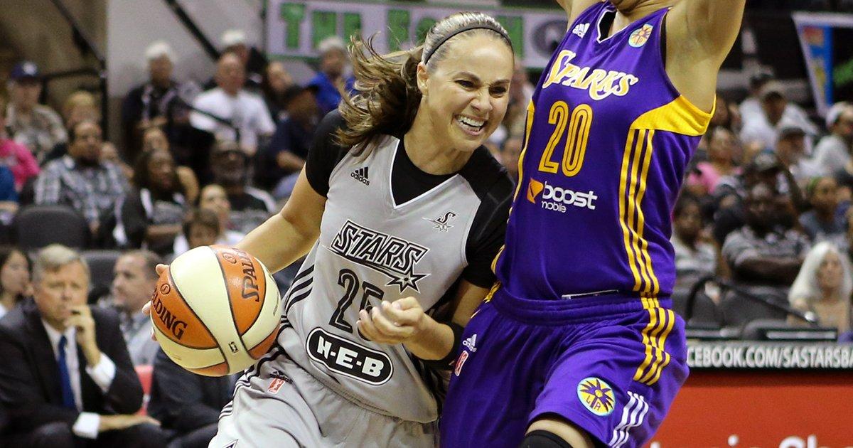 Breaking news on Women's National Basketball Association ...