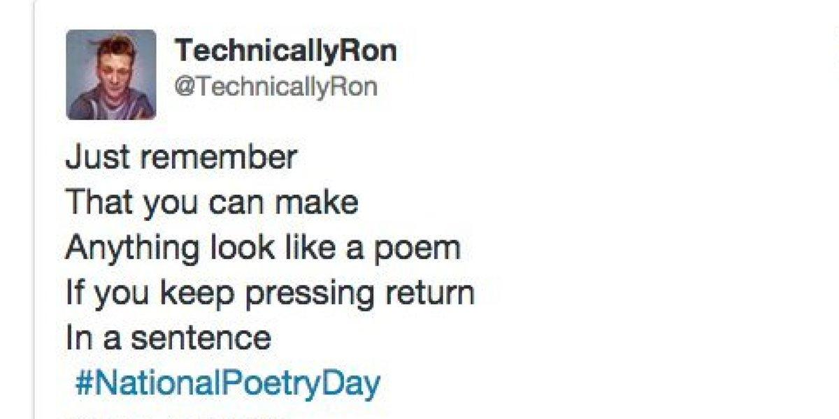 Again Learn Poem Trust