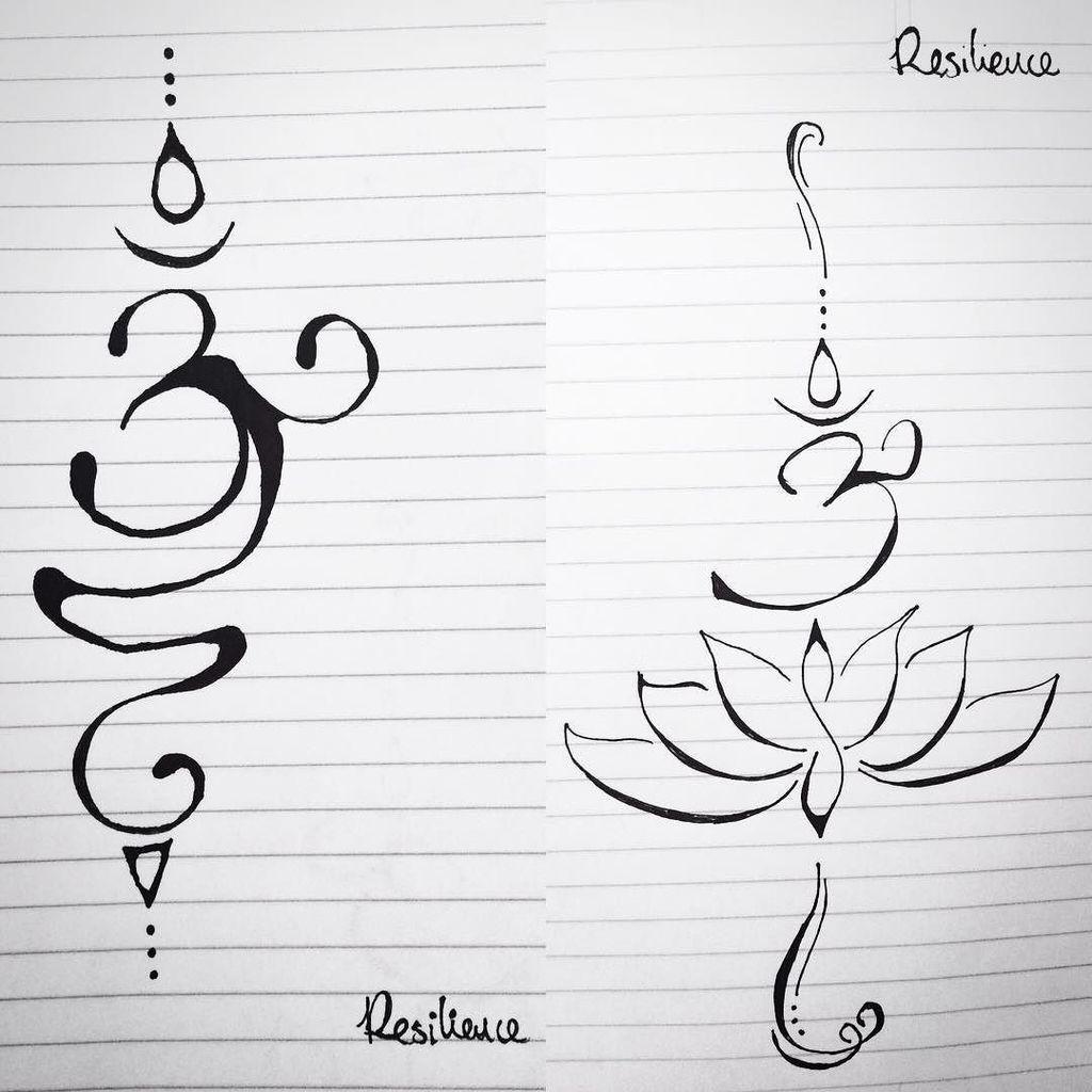 Resilience symbols tattoo biocorpaavc Images