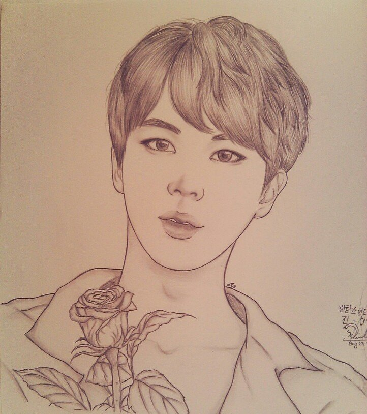 And Simple Bts Drawings Easy