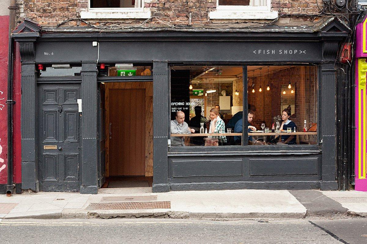 Fish Shop 6 Queen Street Dublin 1