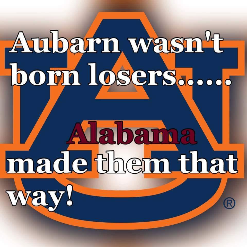Football - Best Auburn Hate Week Jokes!! | Page 2