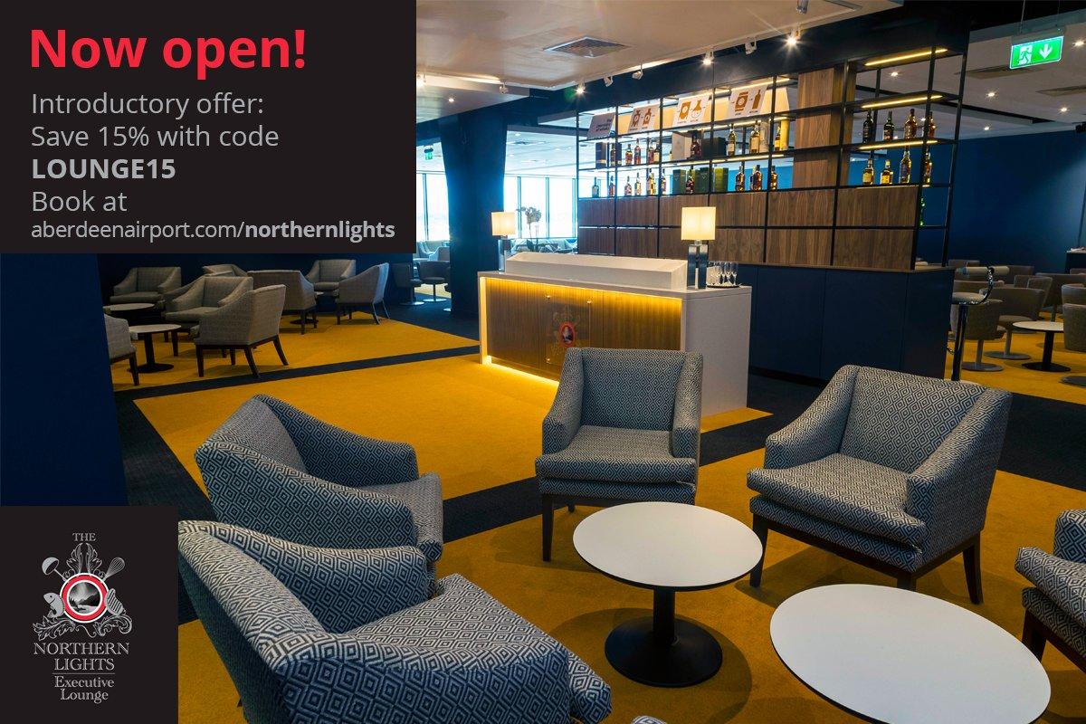 Northern Lights Executive Lounge Aberdeen