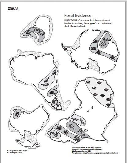 Usgs Pangea Puzzle Answers