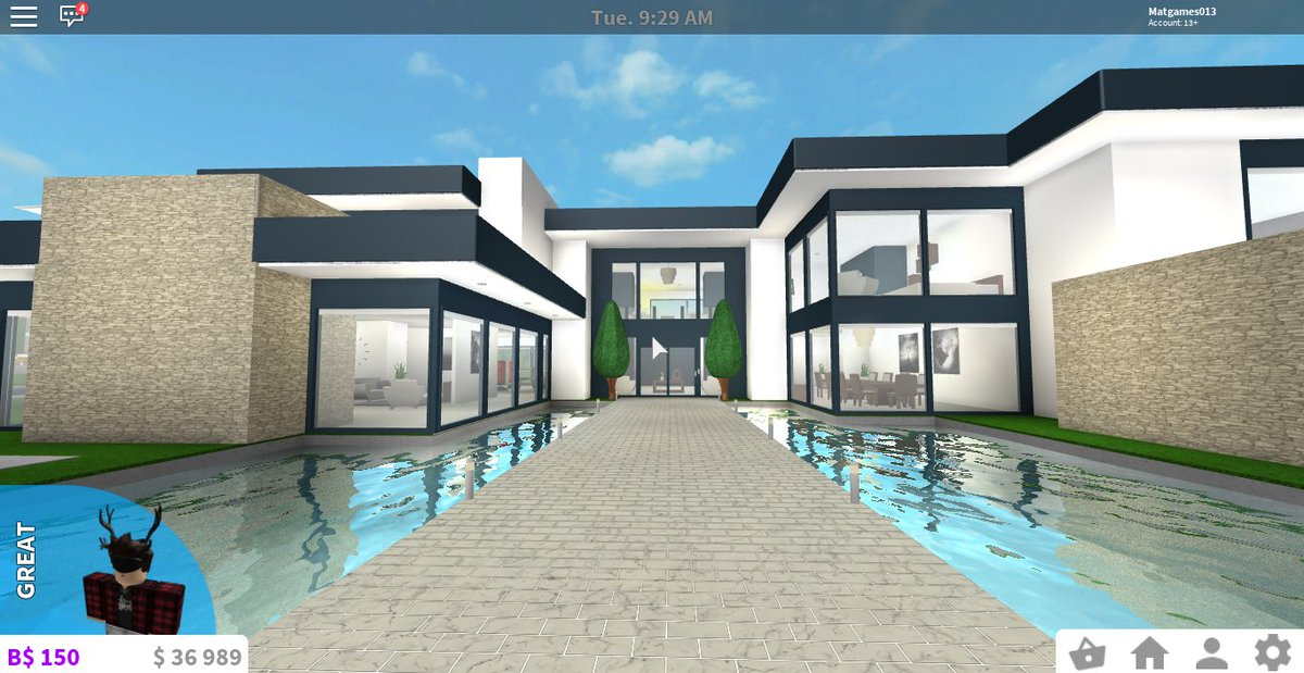Story Huge Houses Bloxburg 3