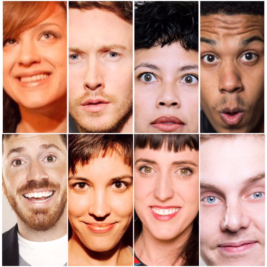 Just Laughs New Faces 2017