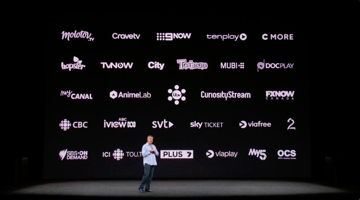 Applidium on Twitter     myCANAL live from the  Apple keynote     myCANAL live from the  Apple keynote   proud  AppleEvent