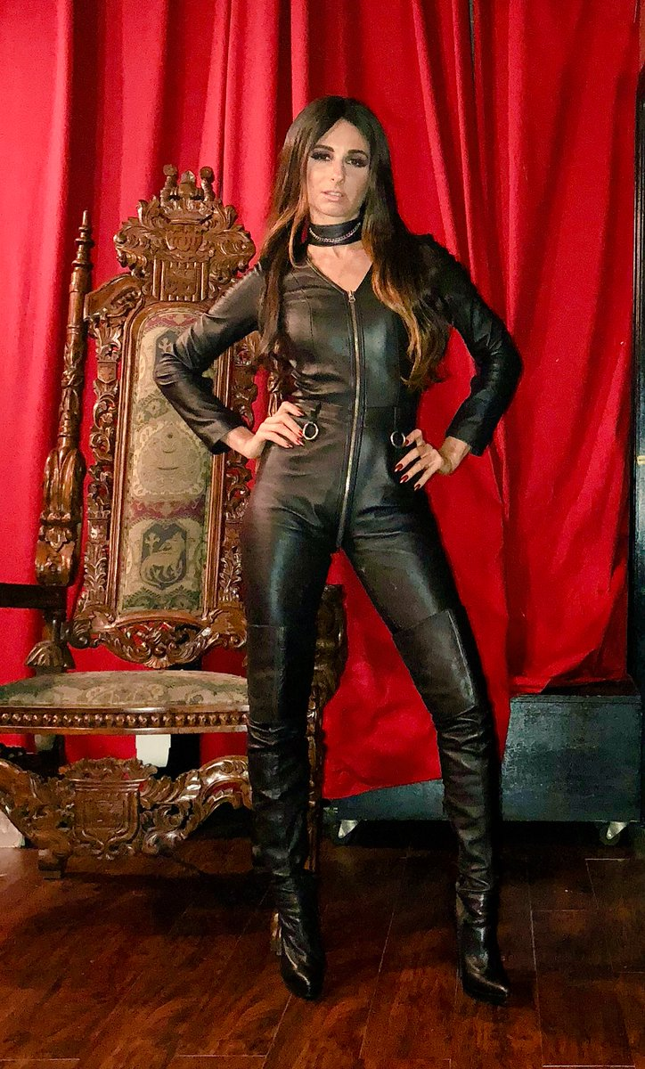 Skirt Mini Leather Mistress